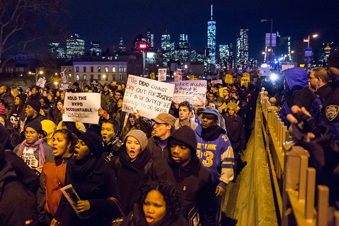 nyc protests