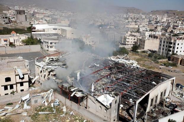 (Reuters/ Khaled Abdullah)