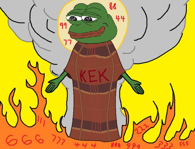 All hail our Lord and Savior!